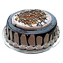 Chocolate Nova Cake: Eggless cakes for anniversary