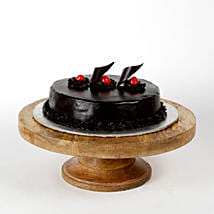 Chocolate Truffle Cream Cake: Cake Delivery in Tezpur