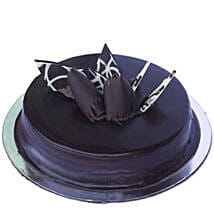 Chocolate Truffle Royale Cake: Send Eggless Cakes to Gurgaon
