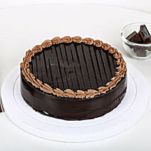 Chocolate Truffle Royale: New Year Cakes Dehradun