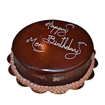 Chocolaty Birthday Cake: Cake delivery in Kamrup