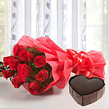 Classic Hamper: Rose Day Gifts