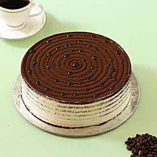Coffee Swirl Cake: Coffee Cakes