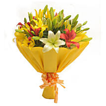 Colours Of Love: Valentine Flowers Coimbatore