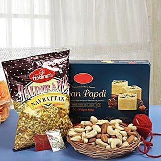 Conventional Bhaidooj Gift: Bhai Dooj Gifts Delhi