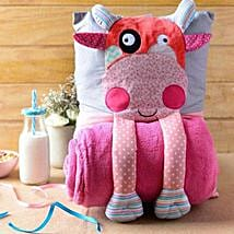 Cow Blanket: Gifts for Daughters Day