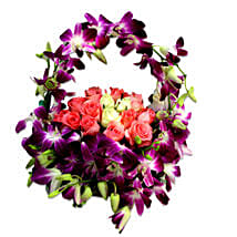 Cradle of best wishes: Send Flowers to Vasai