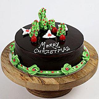 Creamy Christmas Tree Cake: Christmas Gifts