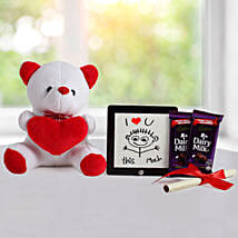 Cute Love Gift: Send Gifts to Shrawasti