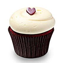 Cute Red Velvet Cupcakes: Cup Cakes to Gurgaon