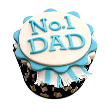 Dad Designer Cupcakes: Cakes for Father