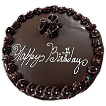 Dark Chocolate: Birthday Cakes for Boyfriend