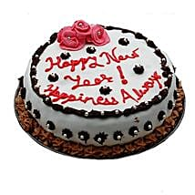 Decorative New Year Cake: Send Gifts to Amroha