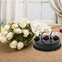 Delicious and Elegant Treat: Flowers & Cakes Ludhiana
