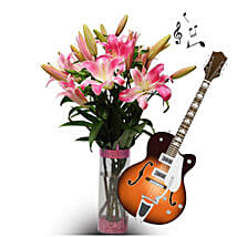 Delightful and Musical Surprise for Beloved: Flowers for Parents Day