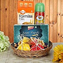 Delightful Hamper On Holi: Holi Gifts to Kolkata