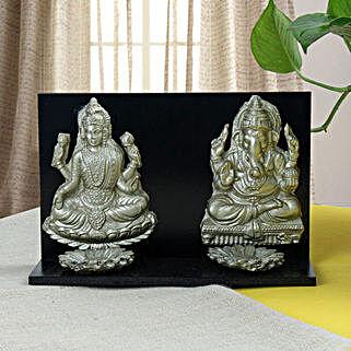 Diwali Shubh Labh: Laxmi Ganesha Idol Gifts