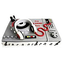 DJ Special Cake: Birthday Cake Delivery In Bangalore