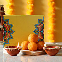 Double Delights: Send Diwali Sweets to Faridabad