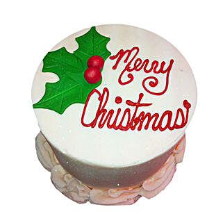 Elegant Christmas Cake: Gifts for Christmas