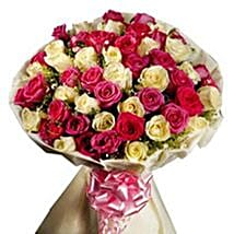 Elegant Roses: Send Birthday Gifts to Udaipur