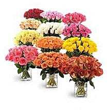 Entire Roses from Garden: Send Flowers to Hoshiarpur