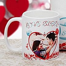 Essence of Affection: Personalised Mugs for Wife