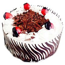 Exotic Blackforest Cake: Cake Delivery in East Sikkim