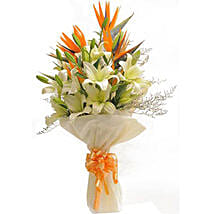 Exotic Bouquet: Send Wedding Gifts to Raipur
