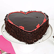 Fabulous Heart Cake: Cake Delivery in Thiruvalla