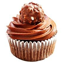 Ferrero Rocher Cupcakes: Send New Year Cakes to Ghaziabad