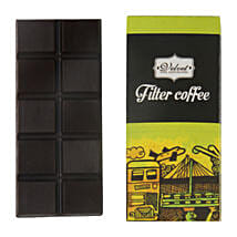 Filter Coffee Chocolate Bar: Chocolate Gifts in India