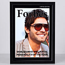 Forbes Special Cover Personalised Frame: Fathers Day Photo Frames