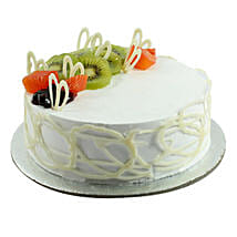 Fresh Ultimate Happiness Cake: Vanilla Cakes