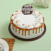 Friendship Day Special Butterscotch Cake: