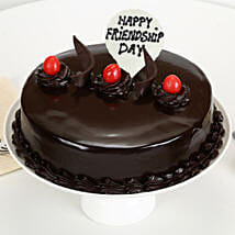 Friendship Day - Truffle Cake: Cakes for Friendship Day