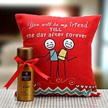 Friendships day with Yardley: Send Perfumes to Ghaziabad
