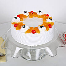 Fruit Cake: Eggless cakes for anniversary