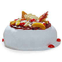 Fruit Of Forest: Eggless cakes for anniversary
