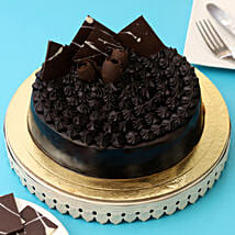 Fudge Brownie Cake: Gifts to Fatehabad