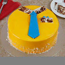 Funky And Delicious Mango Cake For Dad: Send Mango Cakes to Noida