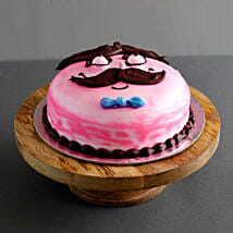 Funky Boss Day Cake: Boss Day Cakes Delivery