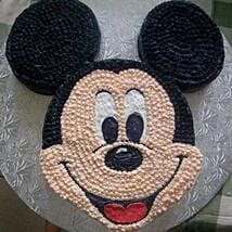 Funny Mickey Mouse Cake: Gifts for 1St Birthday