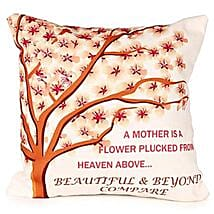 Gift For Angelic Mother: Send Home Decor for Birthday