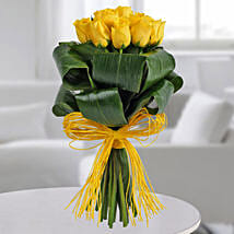 Gleams Of Sunshine Bouquet: