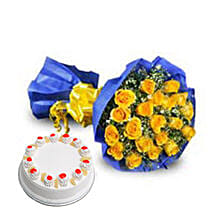 Golden Moments: Send Flowers to Hoshiarpur