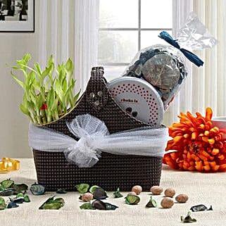 Grace Of Gifting: Send Bhai Dooj Gift Hampers