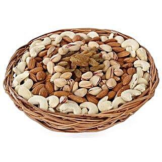 Half kg Dry fruits Basket: Send Diwali Gifts to Amritsar