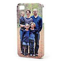 Happy Moments Personalized iPhone Case: Send Personalised Gifts for Diwali