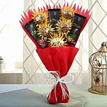 Healthy Bouquet Of Love: Mothers Day Chocolate Bouquet